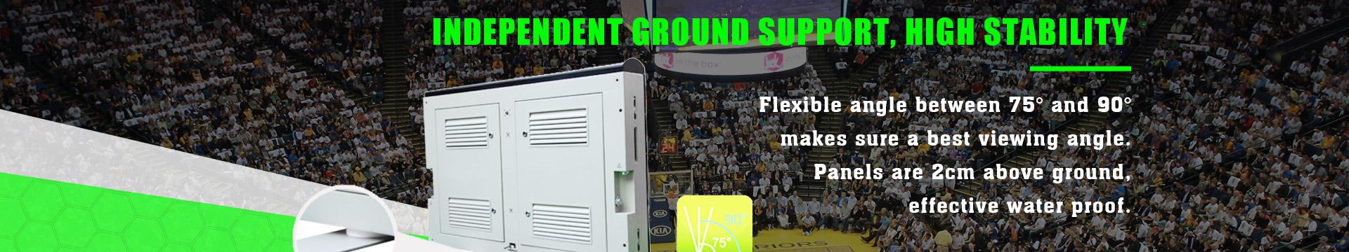Independent Ground Support