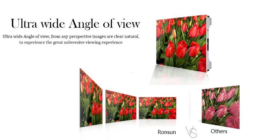 P1.667mm Rental Indoor HD Small Pixel Pitch LED Display Full Color