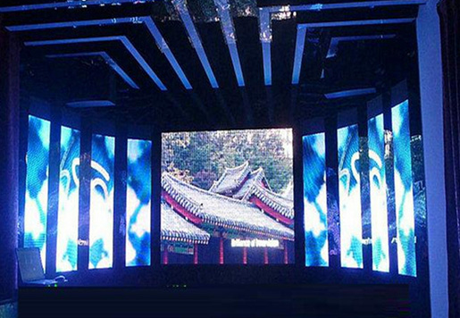 P2 SMD Indoor LED Display Chroma Uniformity Affects Display Display
