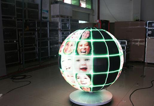 P6 Indoor Sphere Globe LED Display
