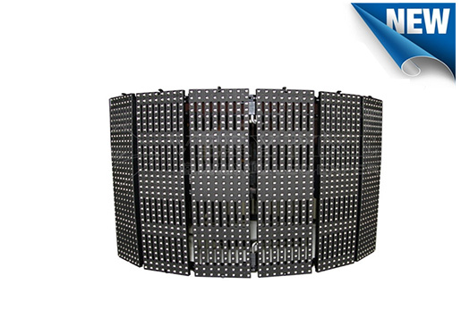 P10 Flexible soft led curtain outdoor