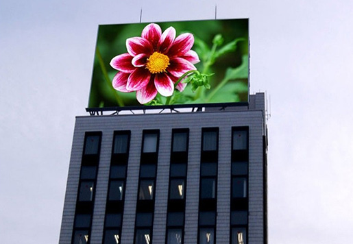 Front Open Service P10 DIP RGB LED Billboard