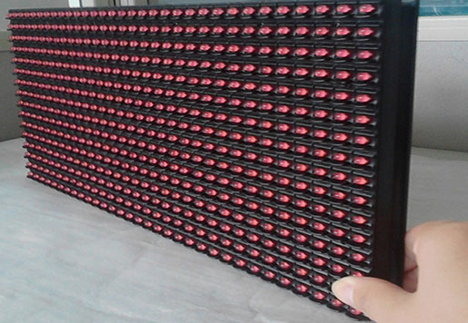 P10 Outdoor LED Display Module 320x160