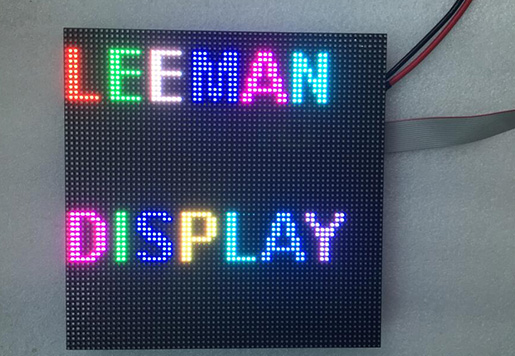 P2.5 SMD LED Module