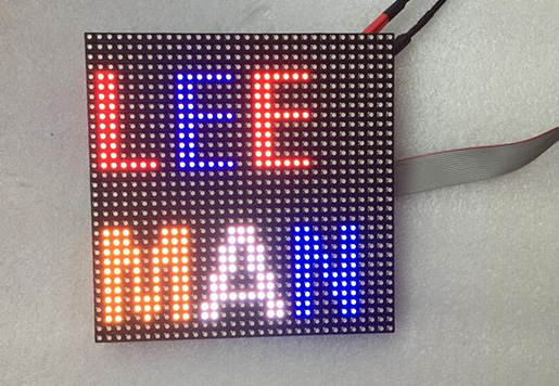 P6 SMD LED Module