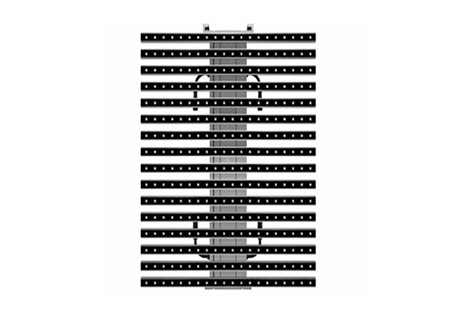 P20 LED Strip Display