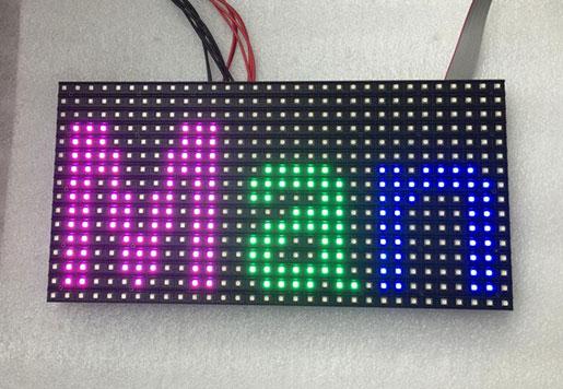 P10 SMD LED Module