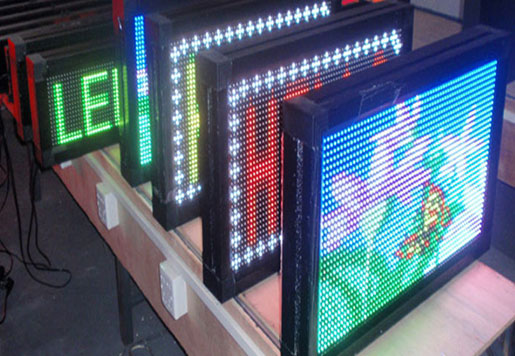 Full Color LED Sign