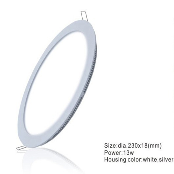 New arrival Epistar SMD2835 super slim flat panel 3w 5w 7w 12w 15w 24w round led ceiling light