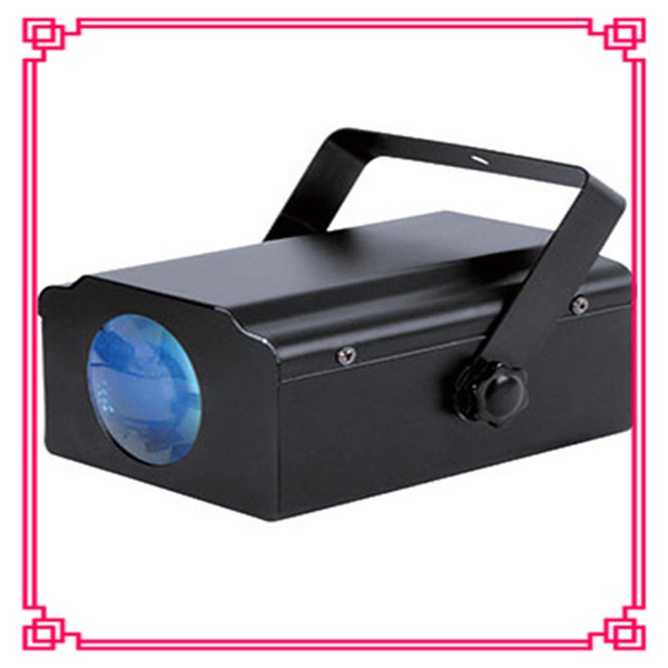 Sound-activated 3W Mini RGB Crystal Magic Ball/LED Stage Effect Lighting for Party Disco Disco Magic Ball