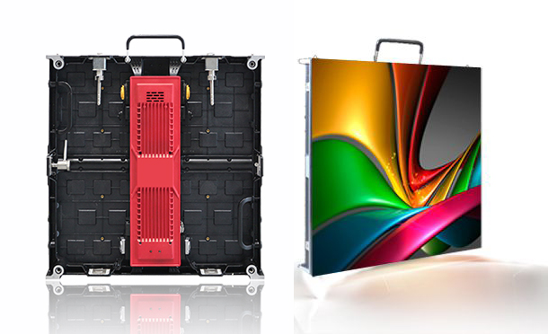 p3.91 p4 p4.81 p5 p6 p8 p10 LED display screen Full color die casting aluminum cabinet outdoor rental