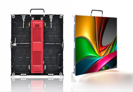 Differences between an SMD LED display and DIP LED display