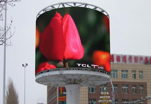 The advertising value of outdoor rental led display
