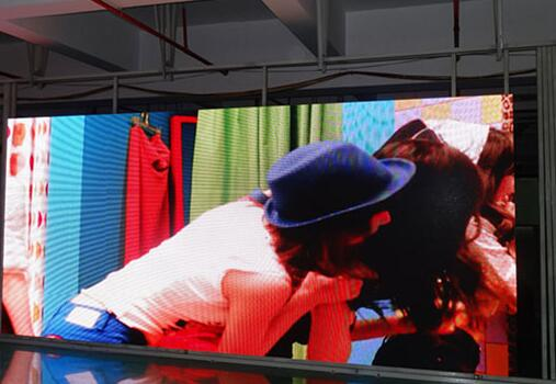 The features of P1.667 SMD indoor led display