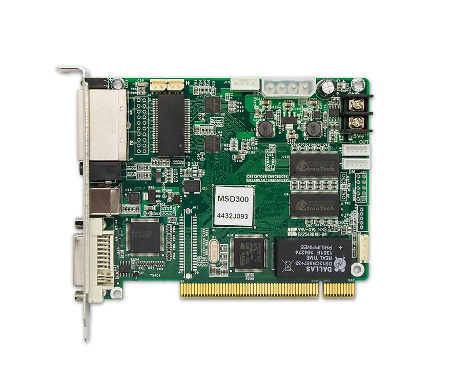 Novastar MSD300 MCTRL300 led display controller novastar mctrl300 sending box with MCTRL600 sending card inside